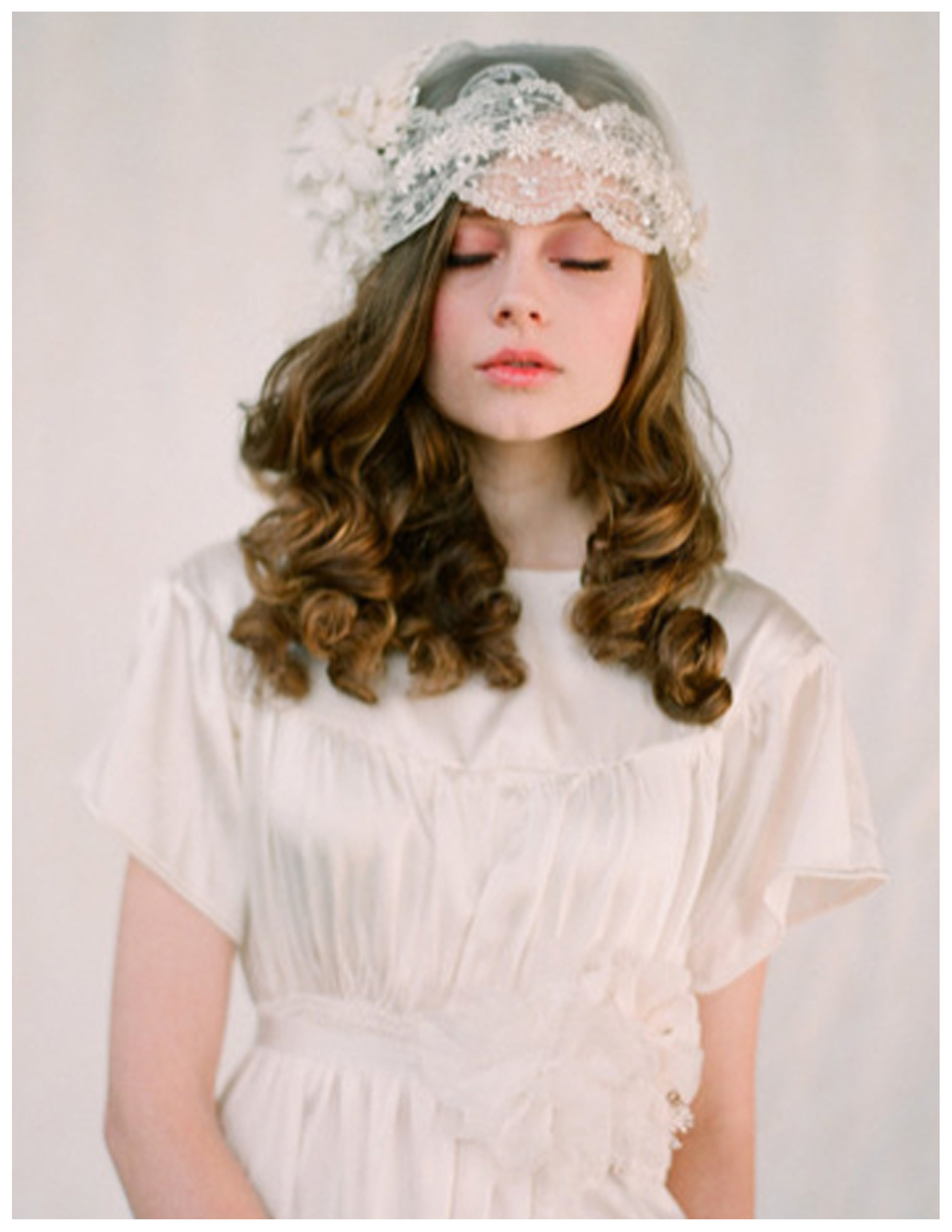 Br Bridal Headpieces Twigs And Honey - The following can be found at first picture bridal veil twigs and honey second picture bridal cap twigs and honey third picture bridal