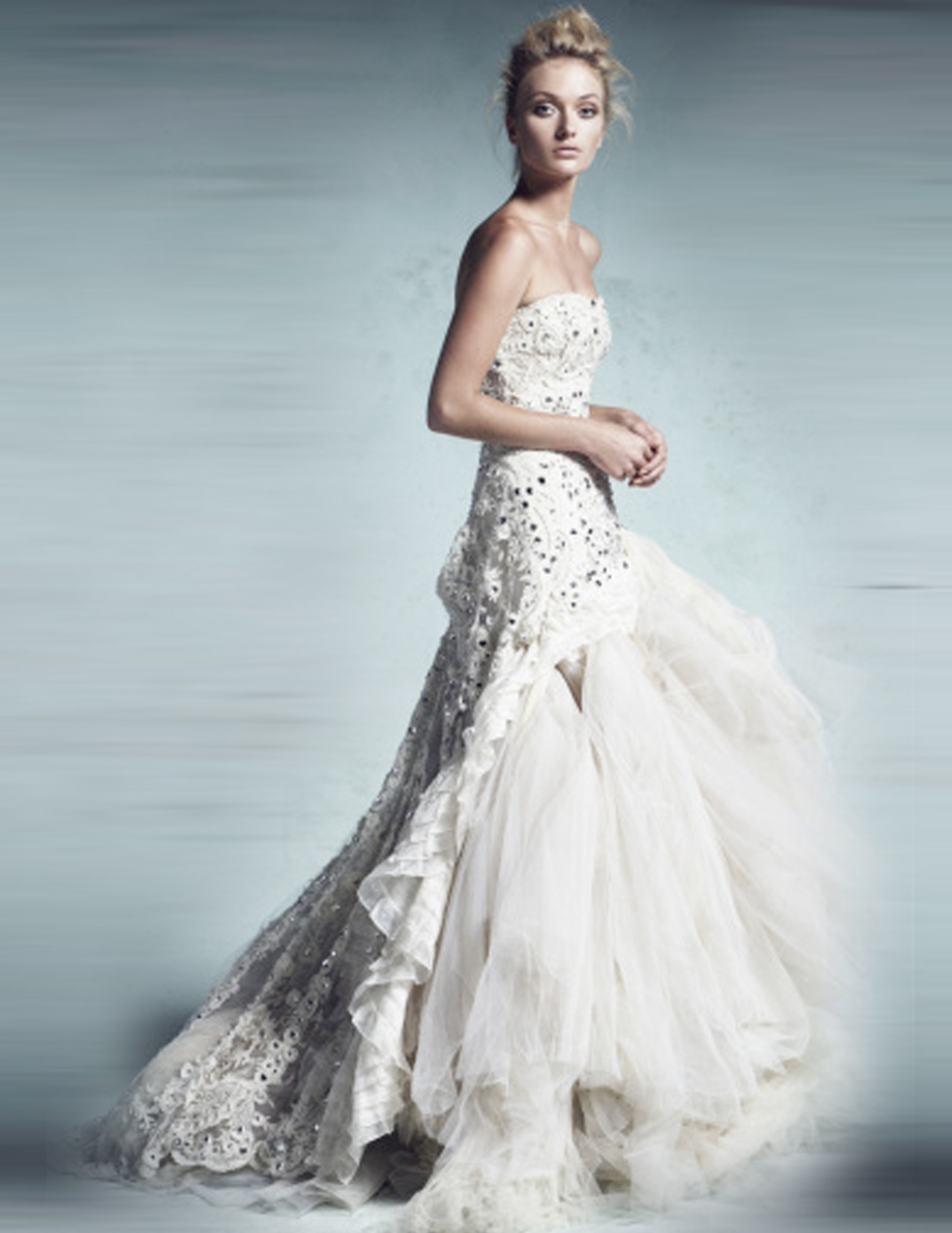 The Whimsical Wedding Gowns Of Collette Dinnigan – eterneltresor.com