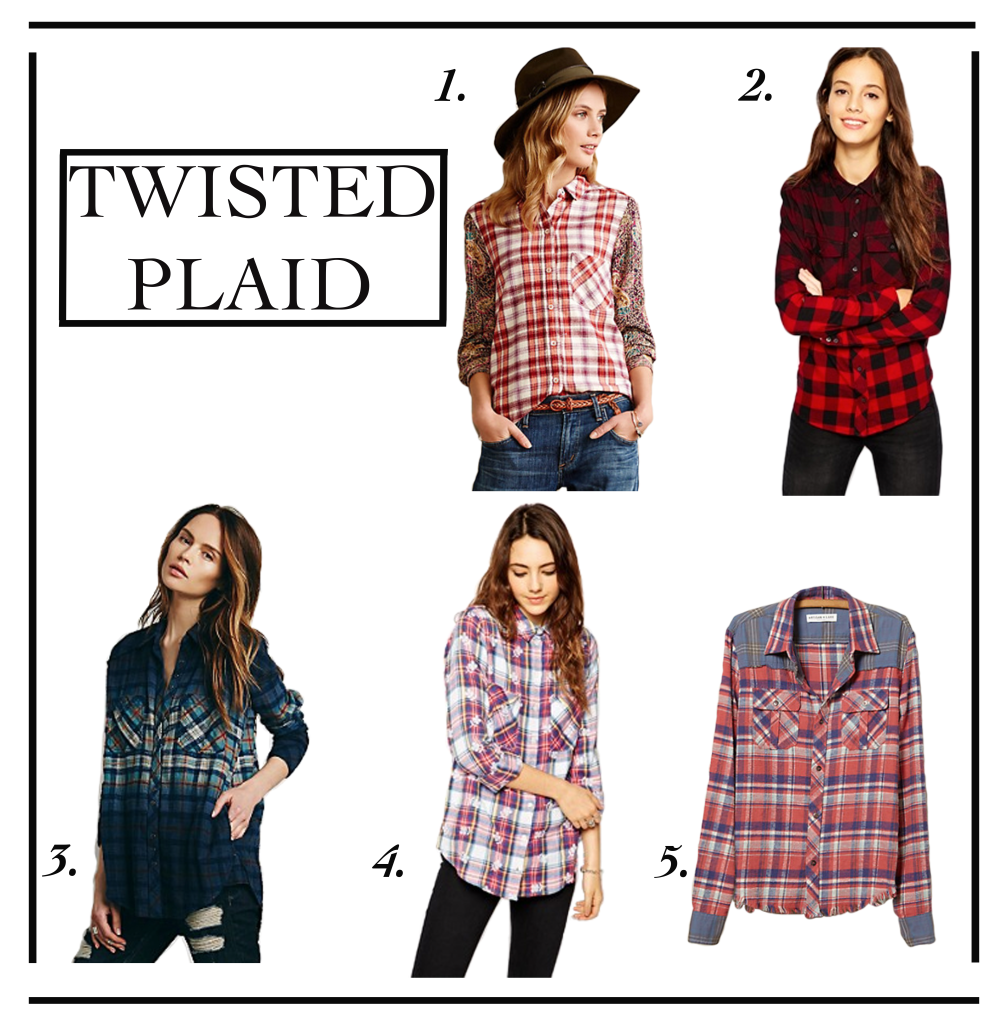 TWISTEDPLAID